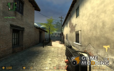 Enin/Thanez Mac11 Fixed для Counter-Strike Source
