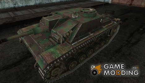 StuG III 18 for World of Tanks