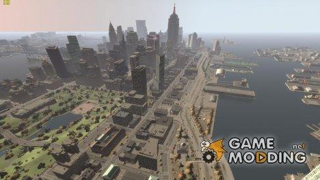 Увеличение FPS в GTA IV for GTA 4