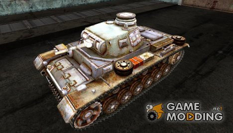 PzKpfw III 09 для World of Tanks