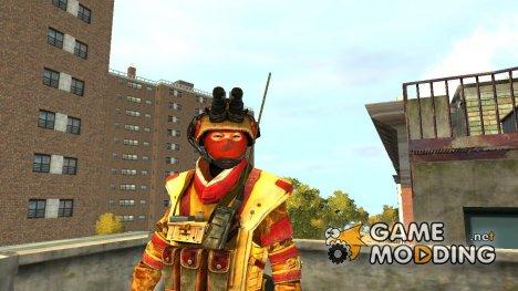 Солдат AST КНР для GTA 4