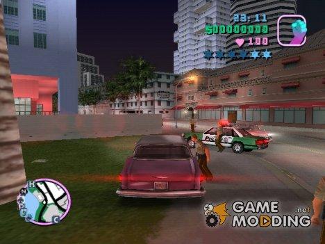 Блокировка/Разблокировка дверей для GTA Vice City