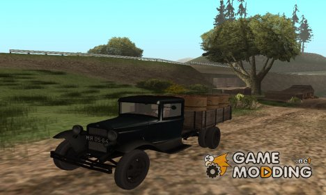 1940 GAZ-MM IVF for GTA San Andreas