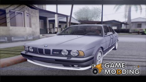 BMW E34 M5 1991 for GTA San Andreas