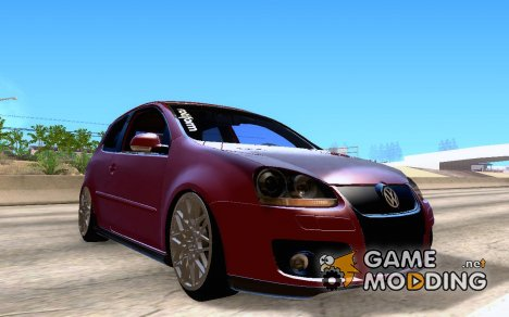 Volkswagen Golf MK5 GTI Stance for GTA San Andreas