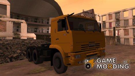 Камаз для GTA San Andreas