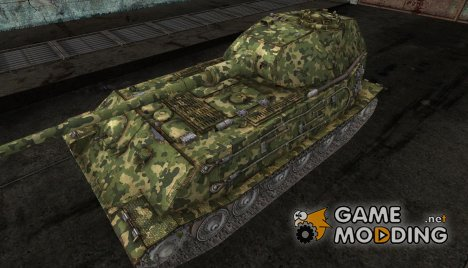 шкурка для VK4502(P) Ausf. B №53 for World of Tanks