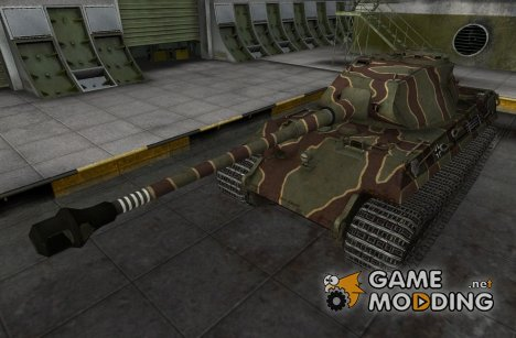 Ремоделинг PzKpfw VIB Tiger II for World of Tanks