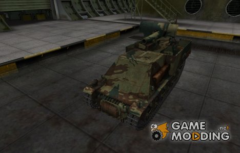 Французкий новый скин для Lorraine 39L AM for World of Tanks