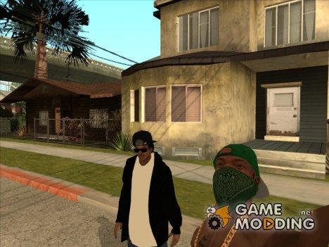 HD Пак банд Los Santos'а for GTA San Andreas