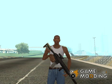 M416 for GTA San Andreas