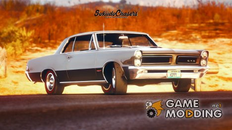 1965 Pontiac Tempest Le Mans GTO 1.5 for GTA 5