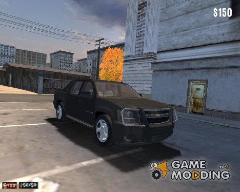 Chevrolet Avalanche 2008 for Mafia: The City of Lost Heaven