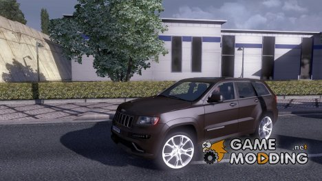 Grand Cherokee​ SRT8 for Euro Truck Simulator 2
