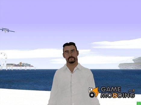 Колумбийский Дилер для GTA San Andreas