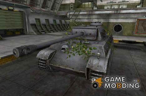 Модифицировання PzKpfw V Panther for World of Tanks