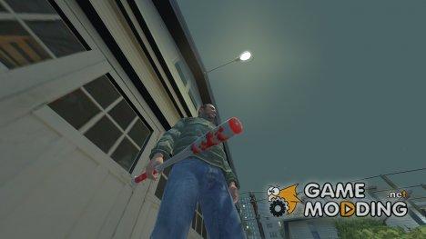 Пак оружия v2 for GTA 4