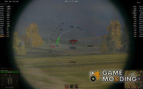 Снайперский прицел World of Tanks for World of Tanks