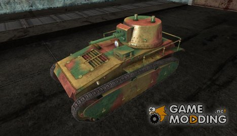 Ltraktor NorthBear for World of Tanks