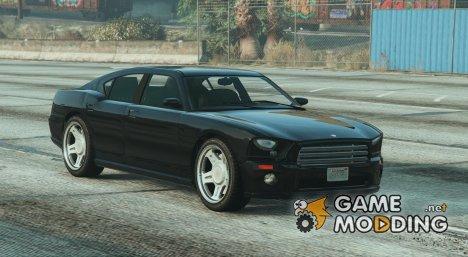 Stock Bravado Buffalo 1.1 for GTA 5