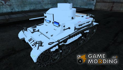 M2 lt от sargent67 5 (NASA) для World of Tanks
