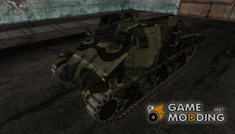 шкурка для T40 №5 для World of Tanks