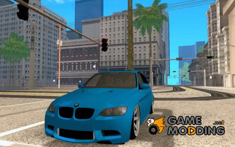 BMW M3 E90 for GTA San Andreas
