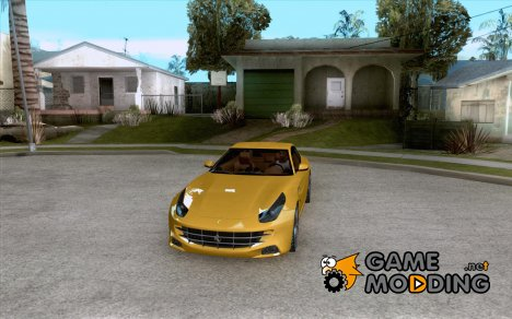 Ferrari FF for GTA San Andreas