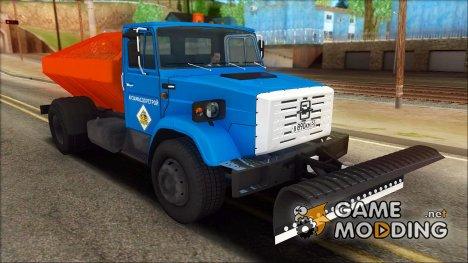 ЗиЛ 433362 Снегоуборщик для GTA San Andreas