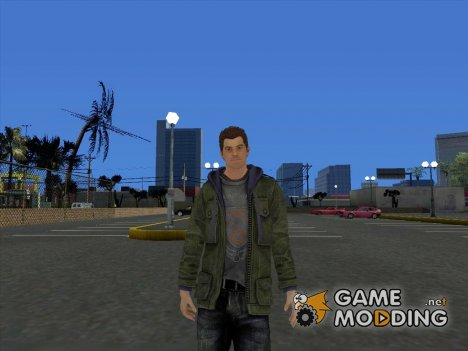 The Amazing Spider-Man 2 Peter v1 для GTA San Andreas