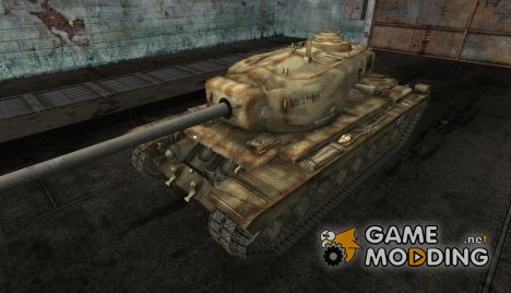 Шкурка для T30 для World of Tanks