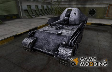 Темный скин для GW Panther for World of Tanks