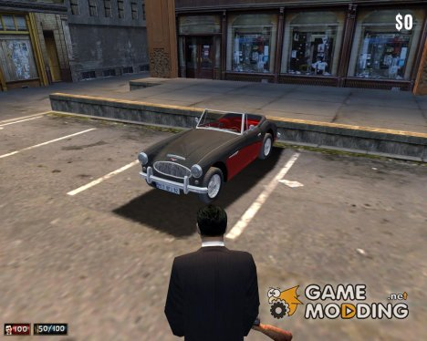 Austin-Healey 3000 MKIII для Mafia: The City of Lost Heaven