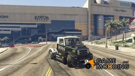 Mercedes-Benz L Series FTruck 2.0 для GTA 5