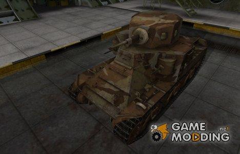 Американский танк M2 Medium Tank для World of Tanks