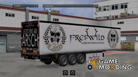 15 Years Frei.Wild V 1.0 for Euro Truck Simulator 2