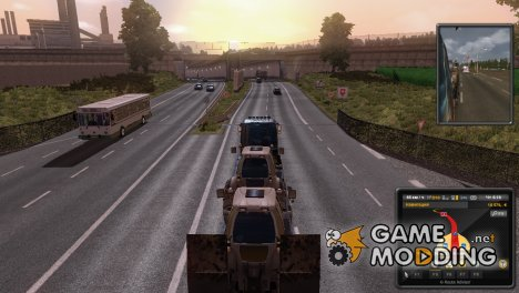 Русский трафик for Euro Truck Simulator 2