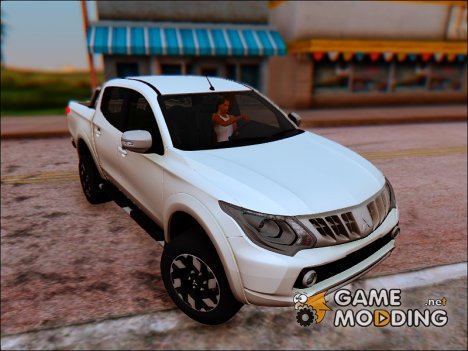 Mitsubishi L200 Triton for GTA San Andreas