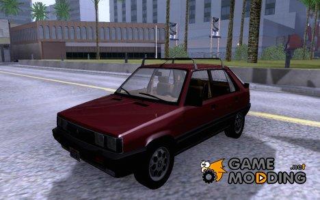 Renault 11 TXE 1983 for GTA San Andreas