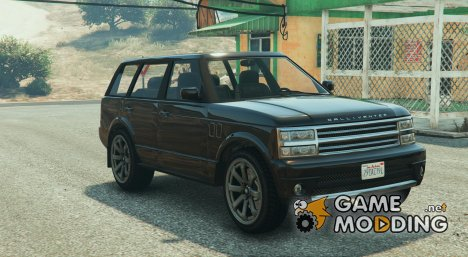 Gallivanter Baller Active Sport 1AS for GTA 5