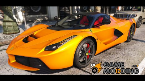 2015 Ferrari LaFerrari v1.3 for GTA 5