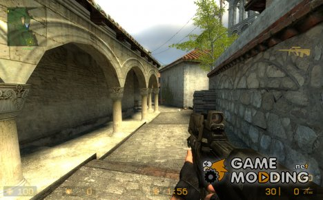 EarthQuake's Bullpup для Counter-Strike Source