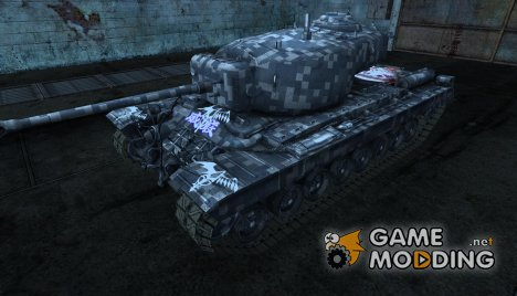 Шкурка для T29 Anime for World of Tanks