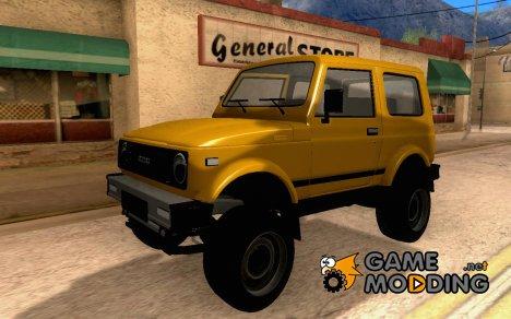 Suzuki Samurai для GTA San Andreas