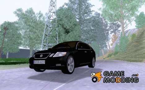 Lexus GS430 V2 for GTA San Andreas