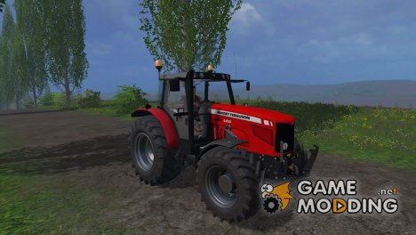 Massey Ferguson 6480 for Farming Simulator 2015