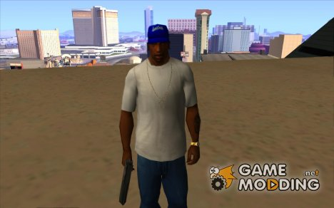 Кепка WCCB for GTA San Andreas
