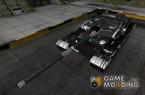 Ремоделинг для Type 59 + шкурка for World of Tanks