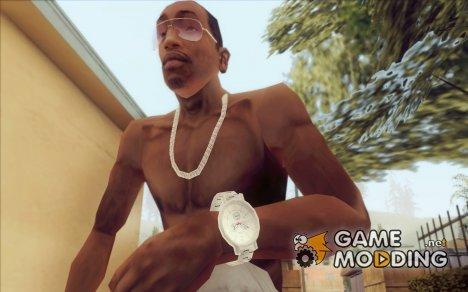 Часы for GTA San Andreas