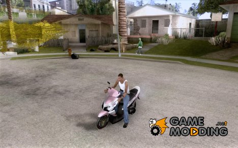 Honda Vario-Velg Racing для GTA San Andreas
